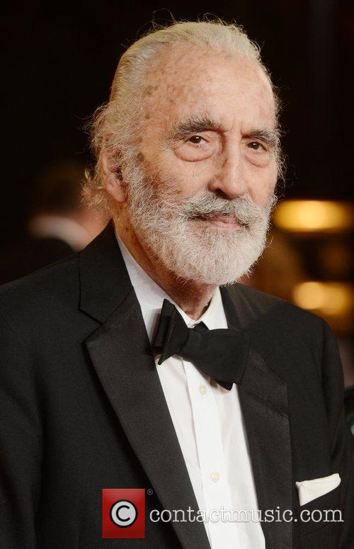 Christopher Lee, Skyfall, Royal Albert Hall, London and England 2