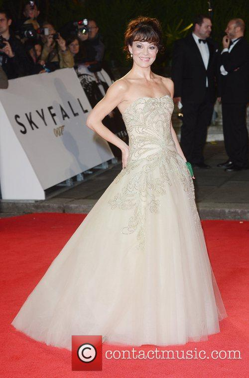 Helen Mccrory, Skyfall, Royal Albert Hall, London and England 3