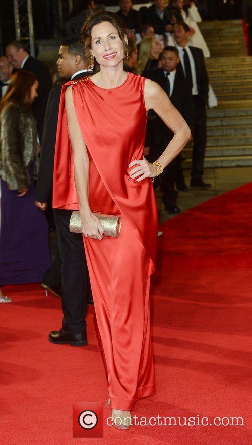 Minnie Driver, Skyfall, Royal Albert Hall, London and England 3