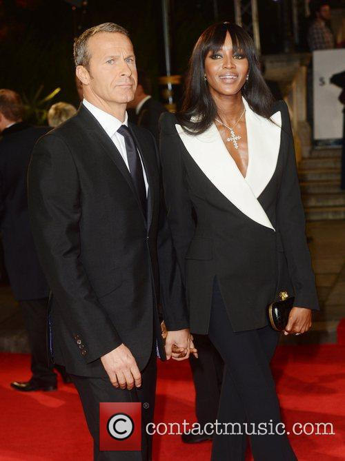 Naomi Campbell, Skyfall, Royal Albert Hall, London and England 3