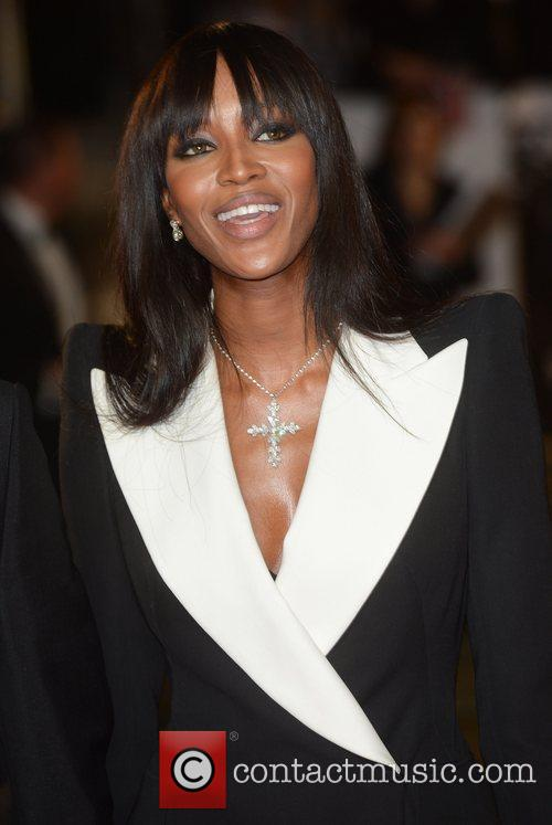 Naomi Campbell, Skyfall, Royal Albert Hall, London and England 2