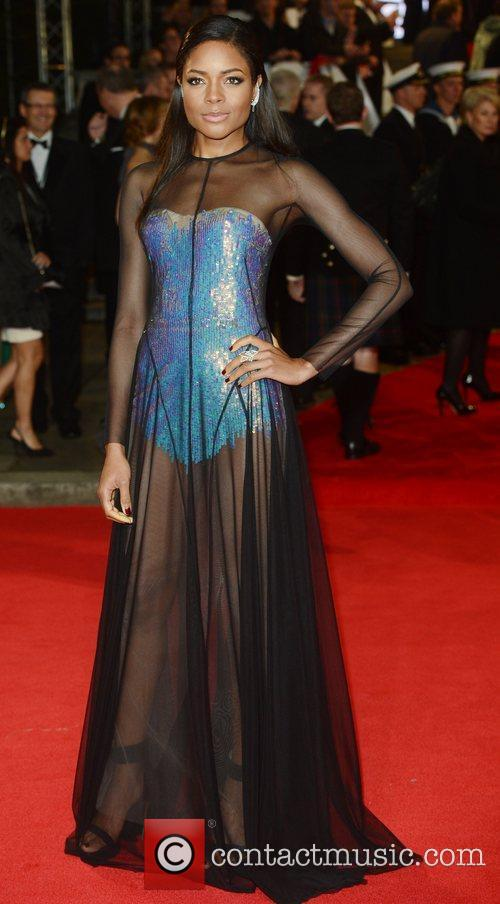Naomie Harris, Skyfall, Royal Albert Hall, London and England 8