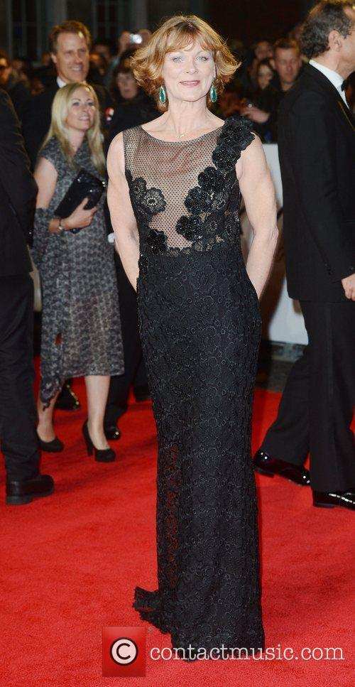 Samantha Bond, Skyfall, Royal Albert Hall, London and England 2