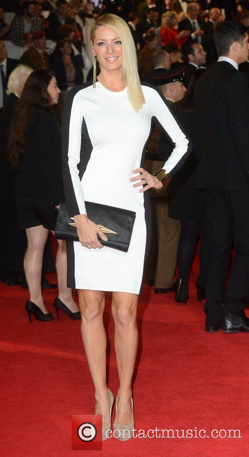 Tess Daly, Skyfall, Royal Albert Hall, London, England