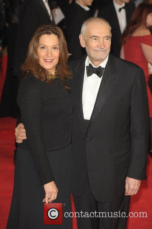 Barbara Broccoli, Michael G. Wilson and Royal Albert Hall 2