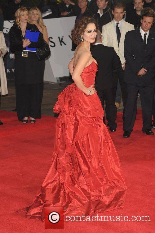 Berenice Marlohe and Royal Albert Hall 10