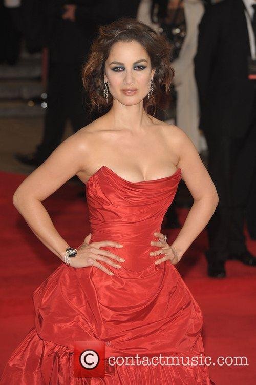 Berenice Marlohe and Royal Albert Hall 8