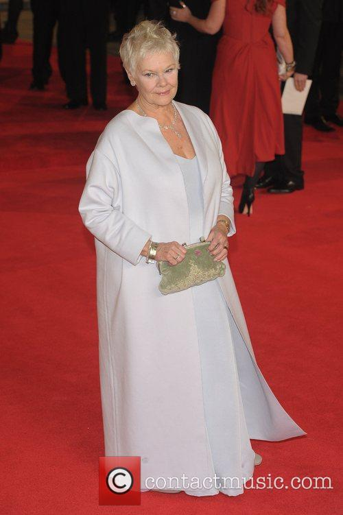 Dame Judi Dench and Royal Albert Hall 9