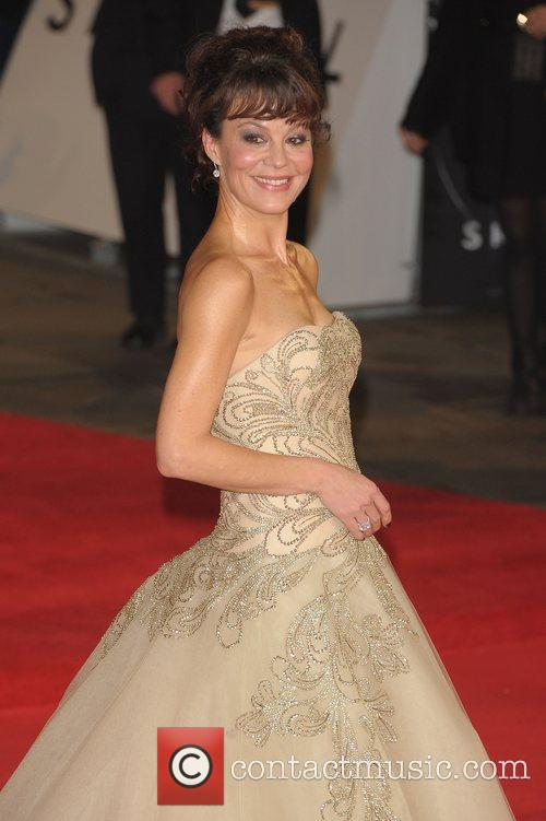Helen Mccrory and Royal Albert Hall 5