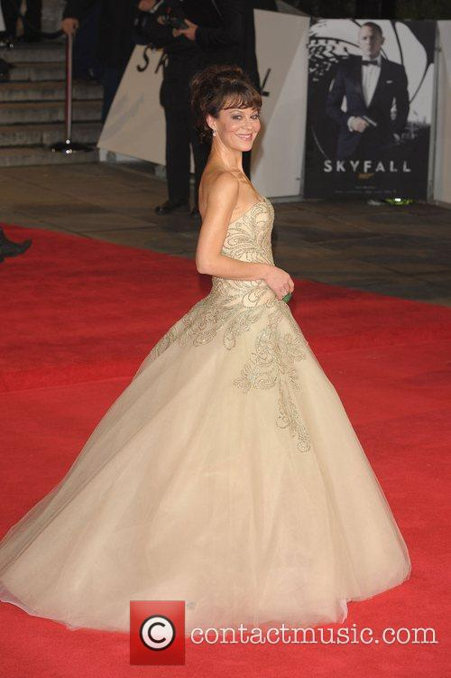 Helen Mccrory and Royal Albert Hall 6