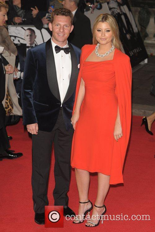 Holly Valance, Nick Candy and Royal Albert Hall 4