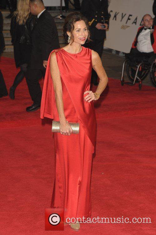 Minnie Driver and Royal Albert Hall 5