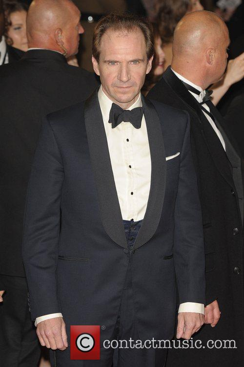 Ralph Fiennes and Royal Albert Hall 7