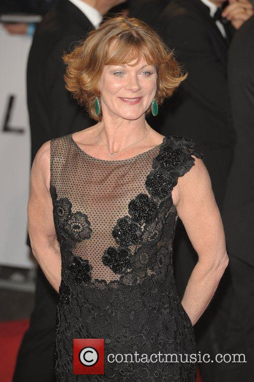 Samantha Bond and Royal Albert Hall 3