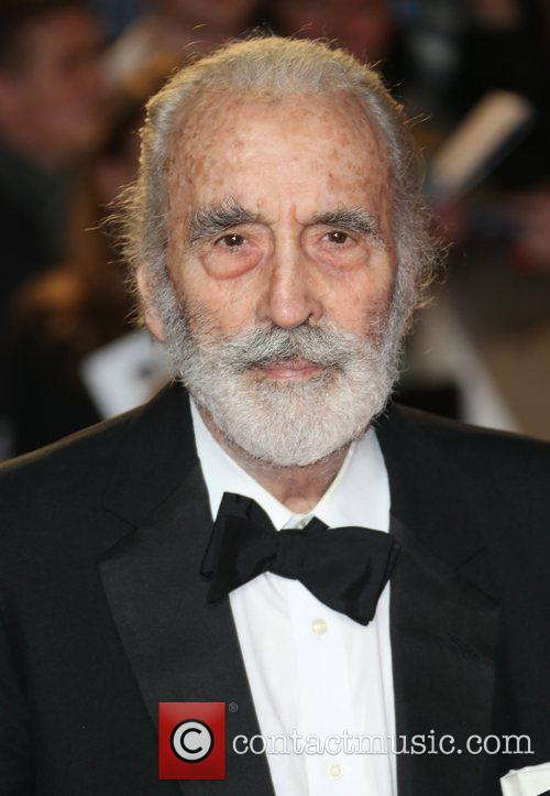Christopher Lee Fans Confuse Him For Gandalf In Their Twitter Tributes