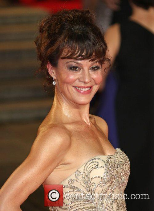 Helen Mccrory and Royal Albert Hall 1