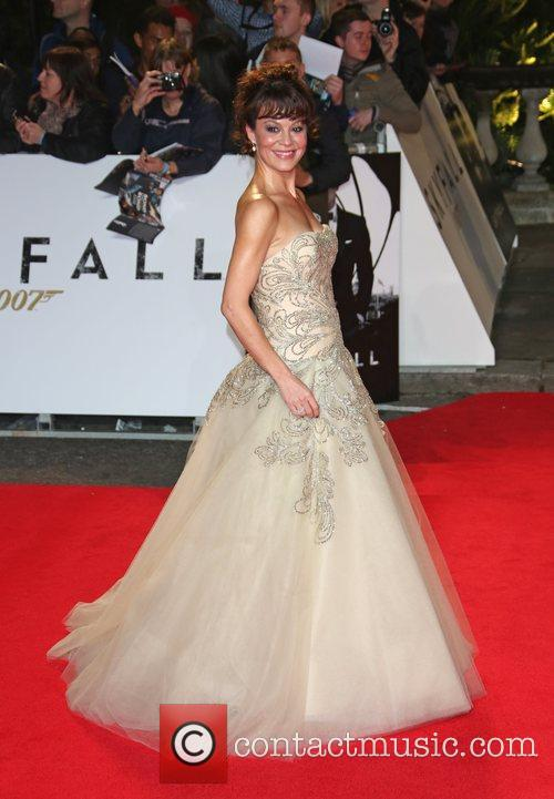 Helen Mccrory and Royal Albert Hall 11