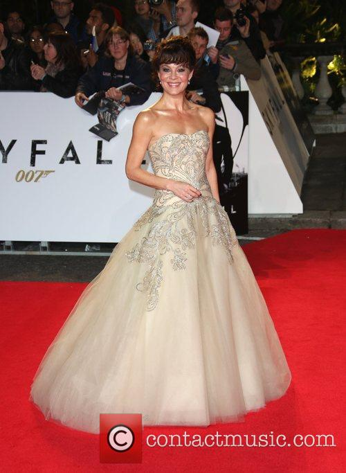 Helen Mccrory and Royal Albert Hall 8