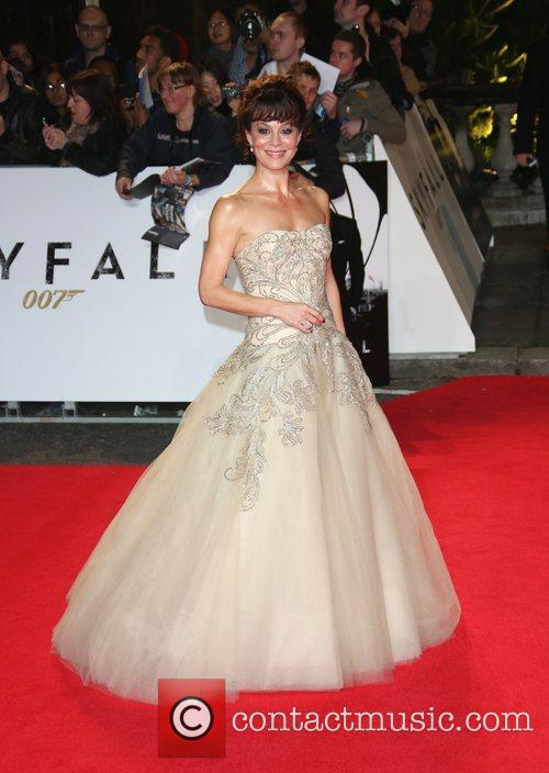 Helen Mccrory and Royal Albert Hall 10