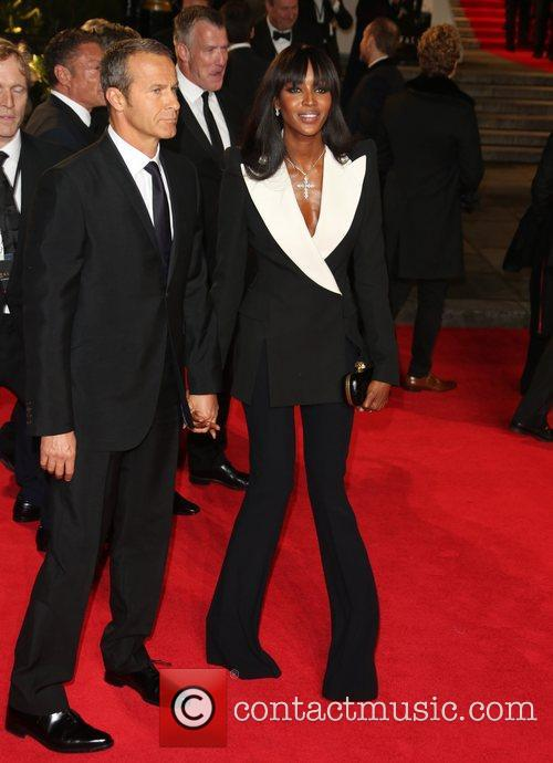Vladimir Doronin, Naomi Campbell and Royal Albert Hall 1