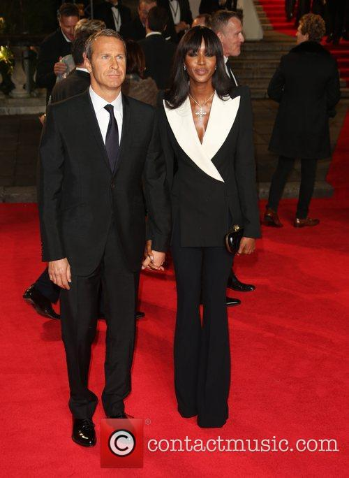 Vladimir Doronin, Naomi Campbell and Royal Albert Hall 2