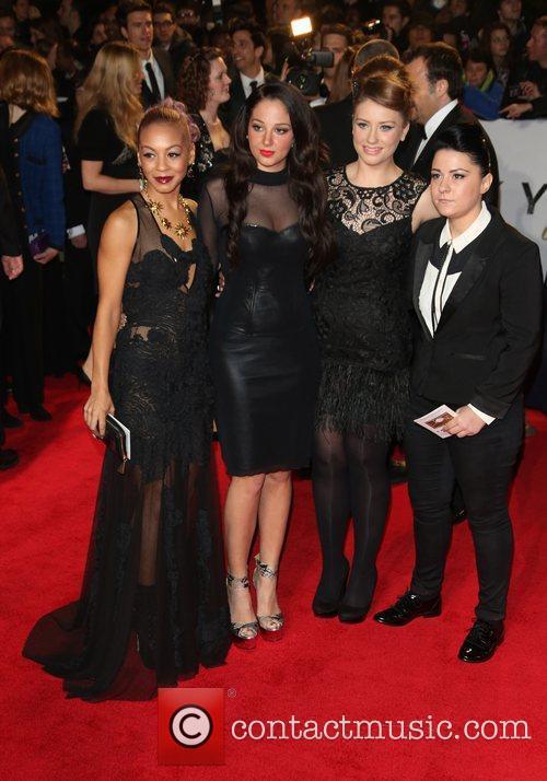Jade Ellis, Tulisa Contostavlos, Ella Henderson, Lucy Spraggan and Royal Albert Hall 6