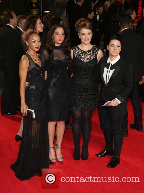Jade Ellis, Tulisa Contostavlos, Ella Henderson, Lucy Spraggan and Royal Albert Hall 5