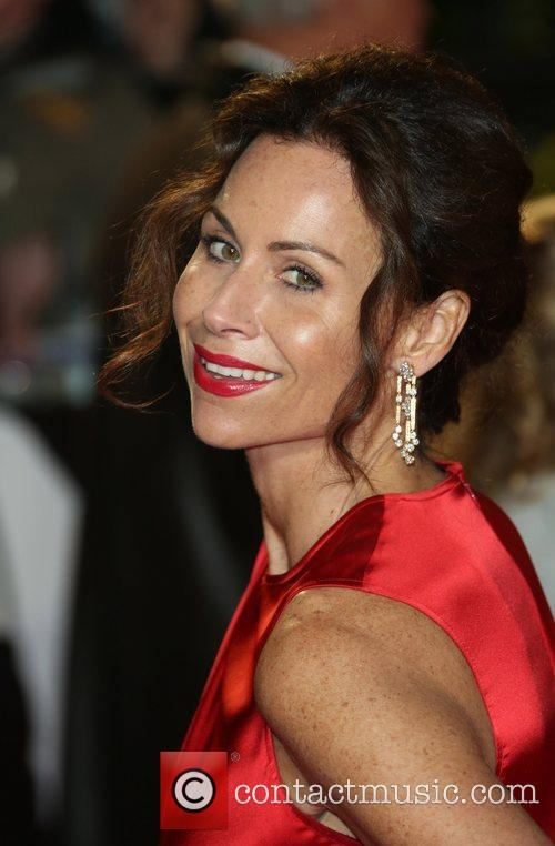 Minnie Driver and Royal Albert Hall 10