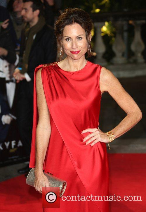 Minnie Driver and Royal Albert Hall 9