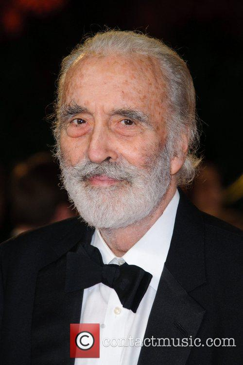 Sir Christopher Lee Released Heavy Metal Albums, You Know