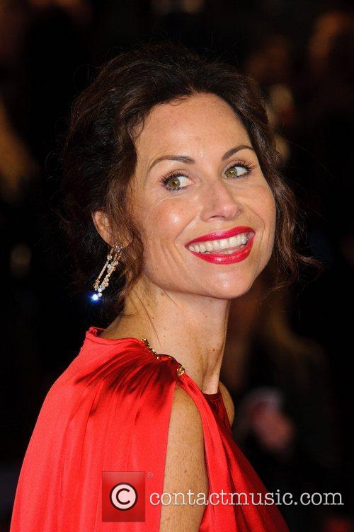 Minnie Driver and Royal Albert Hall 1