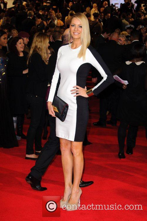Tess Daly and Royal Albert Hall 9