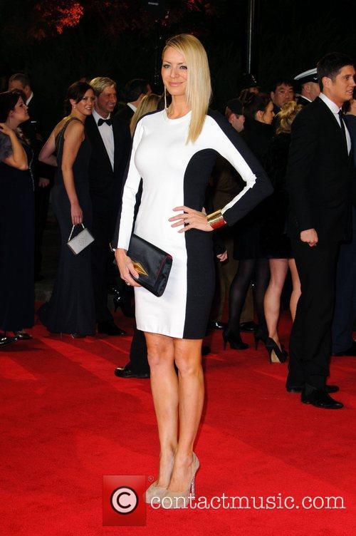 Tess Daly and Royal Albert Hall 8