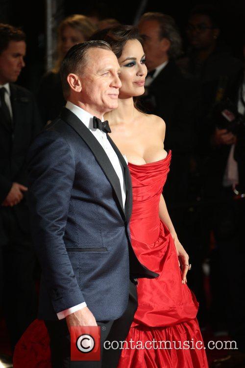 Daniel Craig, Berenice Marlohe