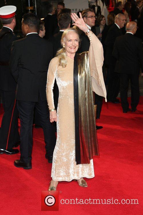 Shirley Eaton and Royal Albert Hall