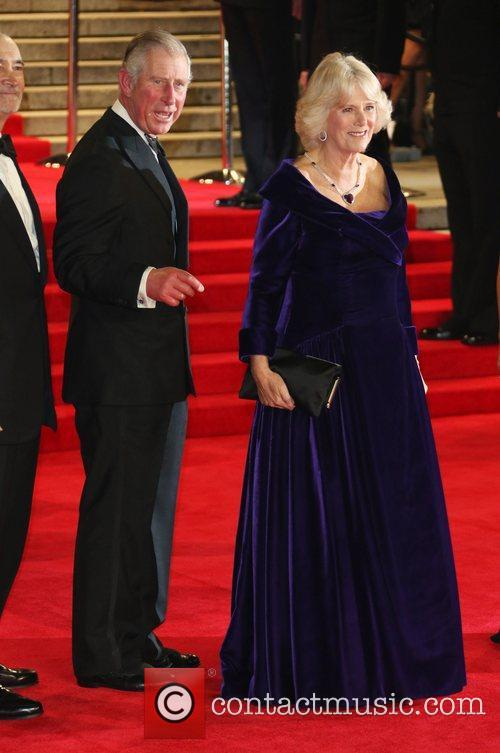 Prince Charles and Camilla Duchess Of Cornwall 7