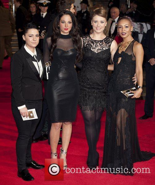 Tulisa Contostavlos, Jade Ellis, Lucy Spraggen, Ella Henderson and Royal Albert Hall 9