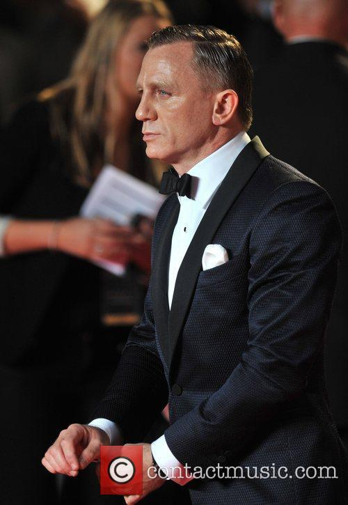 Daniel Craig and Royal Albert Hall 7