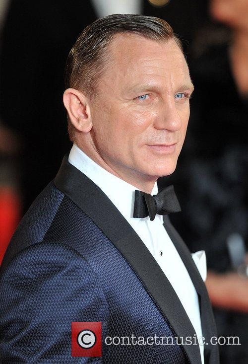 Daniel Craig and Royal Albert Hall 3