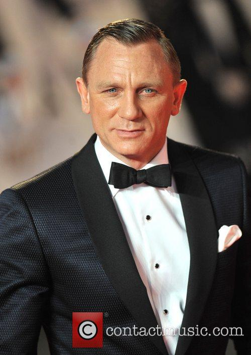 Daniel Craig and Royal Albert Hall 4