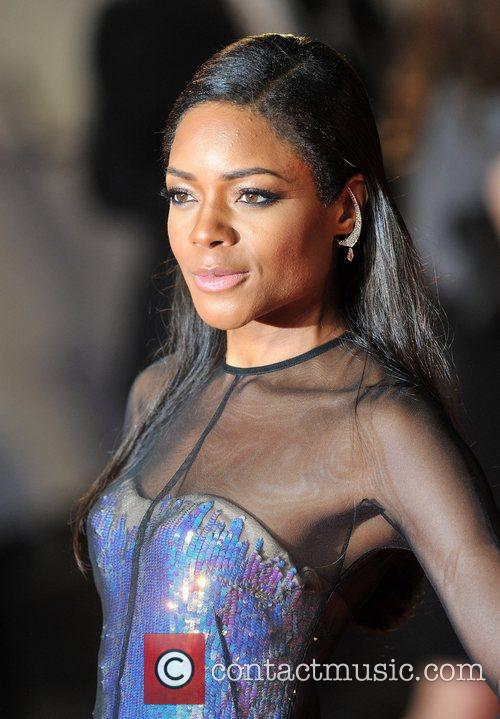 Naomie Harris and Royal Albert Hall 4