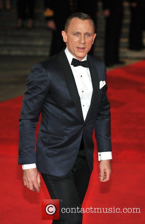 Daniel Craig and Royal Albert Hall 10