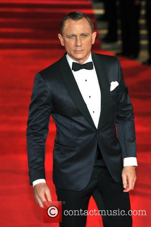 Daniel Craig and Royal Albert Hall 9