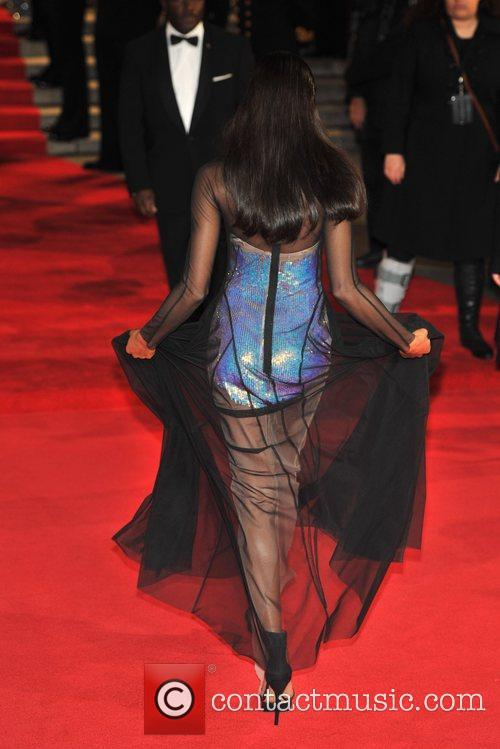 Naomie Harris and Royal Albert Hall 6