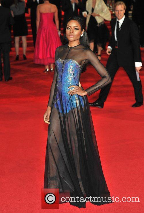Naomie Harris and Royal Albert Hall 7