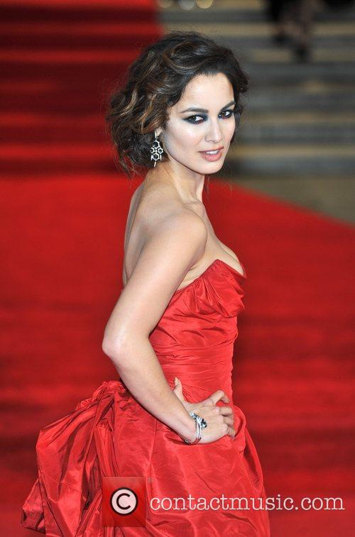 Berenice Marlohe and Royal Albert Hall 4