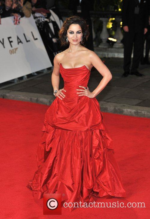 Berenice Marlohe and Royal Albert Hall 5