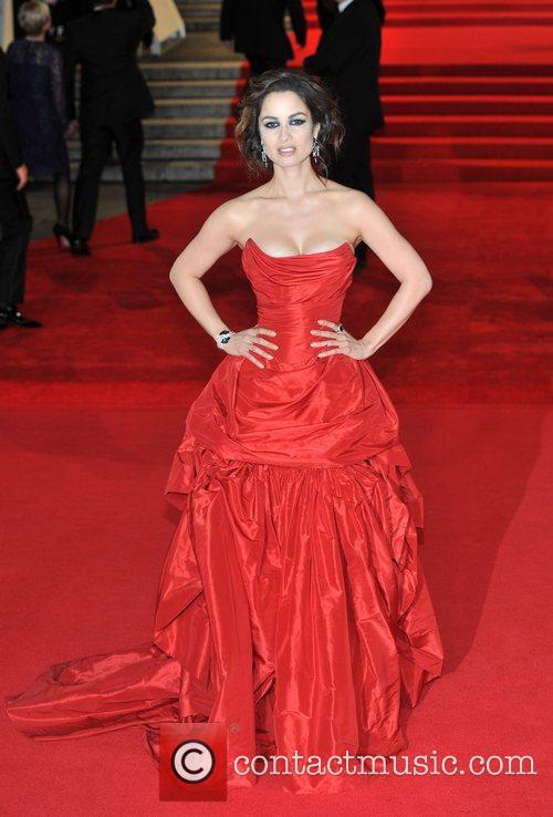 Berenice Marlohe and Royal Albert Hall 6