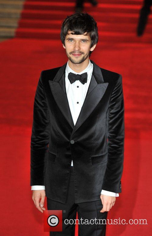 Ben Whishaw and Royal Albert Hall 2