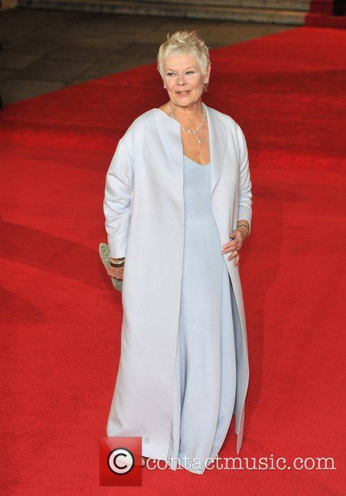 Dame Judi Dench and Royal Albert Hall 3